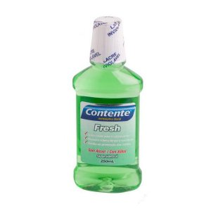 Antisséptico Bucal Contente Fresh Hortelã 250ml