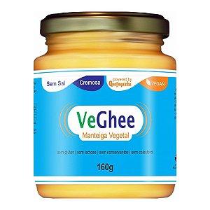 Manteiga Vegetal Veghee sem Sal 160g