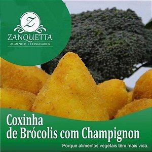 Coxinha de Brócolis com Champignon (4 unidades) 480g ❄