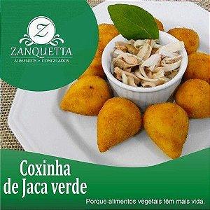 Coxinha de Jaca Verde Zanquetta Congelados (4 unidades) 480g ❄