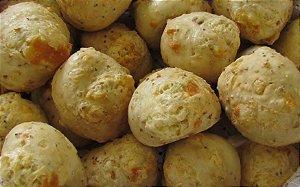 Pão de Mandioquinha Fit Multigrãos Zanquetta Congelados 500g❄