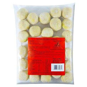 Bolinha de Queijo Vegetal Zanquetta (25 unidades) 500g ❄