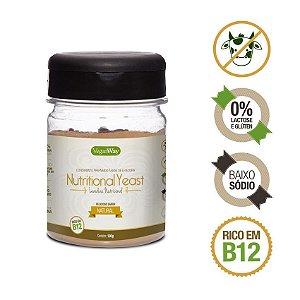Nutritional Yeast (Levedura Nutricional) Natural VeganWay 100g