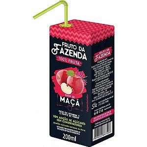 Suco de Maçã 100% Fruto da Fazenda Superbom 200ml