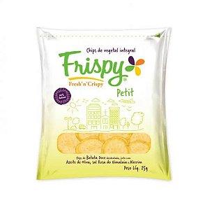 Salgadinho Chips Petit Mediterrâneo Desidratado Frispy 25g