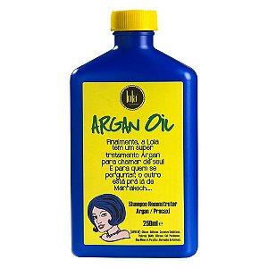 Shampoo Reconstrutor Argan Oil Pracaxi Lola Cosmetics 250ml