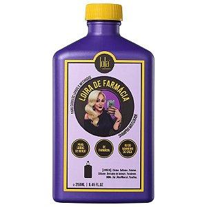 Shampoo Loira de Farmácia Matizador Lola Cosmetics 250ml