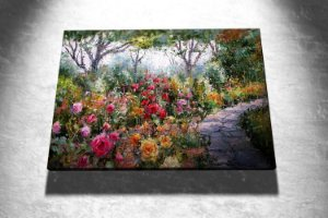 Tela Decorativa em Tecido Impressao digital 40x60cm
