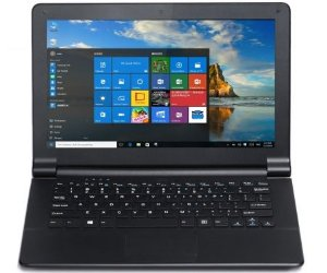 Notebook Windows 10 Intel Atom Z3735F Quad Core 1.33GHz 2GB RAM 32GB SSD Built-in Camera