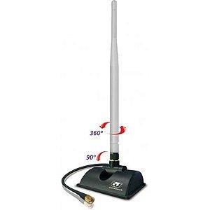Antena Omni 5dBi HighBooster GTS 360º - Gts Network