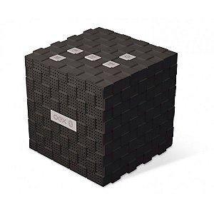 Caixa de Som Speaker Music Box SK-401 Bluetooth,com Microfone Preto - OEX