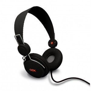 Headphone Oex Fashion Multimídia, P2, HP-104 Preto