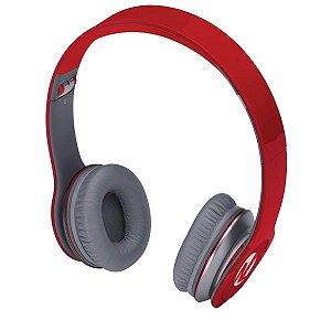 Headphone NewLink Extreme Vermelho HS110