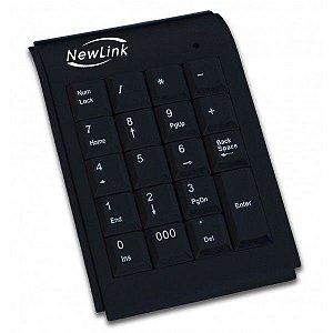 Teclado Numérico NewLink Experience TN201