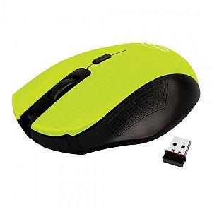 Mouse Sem Fio NewLink Citrus Verde MO204