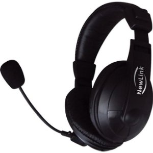 Headset Newlink Professional HS201