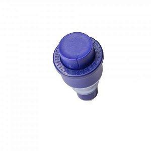 Bomba Vácuo p/ Vinhos 3 em 1 c/ tampa e marcador de data - Garden Du Vin