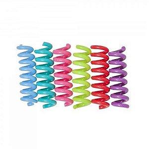 Marcador de taças Boing-Boing 6 peças em cores variadas RH0225 - Garden Du Vin