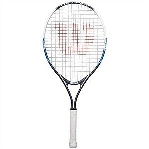 Raquete de Tenis Wilson US Open 25 - infantil de 09 a 12 anos