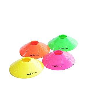 Kit de Mini Cones Agilidade 15 unidades G138 - ProAction