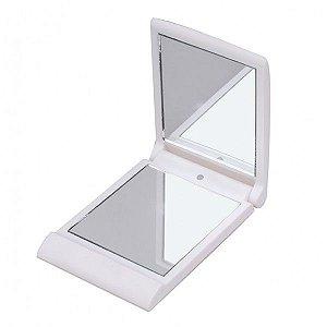 Espelho portátil de bolsa com luz LED Ana Hickmann Pocket Mirror mod.RB-EL0508 Relaxbeauty