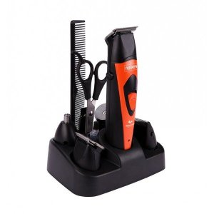 Barber Kit Allin 1, ideal p/ sombracelhas, barbas, nariz , orelha ou corpo, RB-AM0028 Relaxmedic