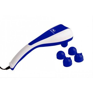 Massageador Double Massage Azul 220v, RM-MH5015 - RelaxMedic