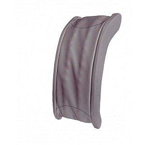 Encosto Massageador para Costas e Lombar Soft RM-AC2808 - Relaxmedic