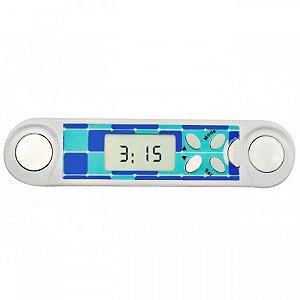 Medidor de taxa de gordura corporal por bioimpedância Fat Control RM-MG2010 - Relaxmedic