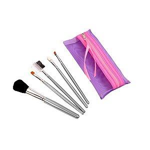 Conjunto Pincéis Color Beauty Care Ana Hickmann - Relaxbeauty