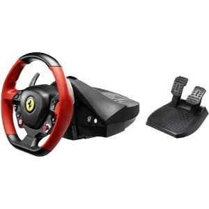 Volante Thrustmaster Ferrari 458 Spider Racing Wheel Xbox One - 4460105