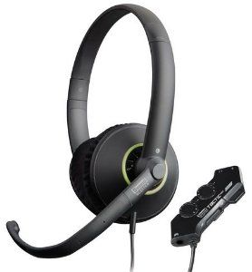 Fone de Ouvido Creative Sound Blaster Tactic360 Ion, Compativel com XBOX, PC e Mac - GH0210