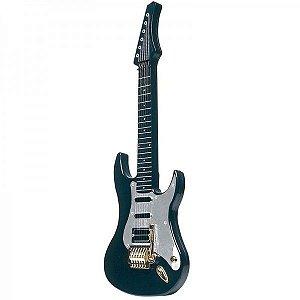 Guitarra Eletrônica Preta - DTC