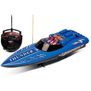 Barco Aqua Thunder Azul - DTC