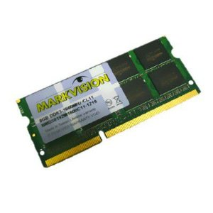 Memória Markvision 8GB DDR3 1600MHz para notebook