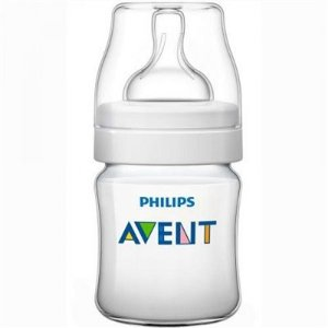 Mamadeira Clássica PP 125ml - Philips Avent - SCF560/17