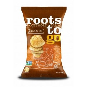 Chips de Cará Roots To Go 45g
