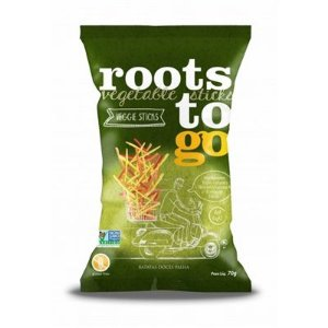 Mix de Batata Doce Palha Roots To Go 70g