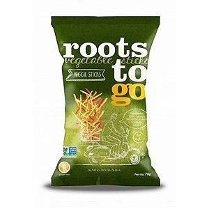 Mix de Batata Doce Palha Roots To Go 70g