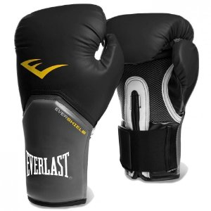 Luva de Boxe Pro Style Elite Training 16Oz - Preta - Everlast