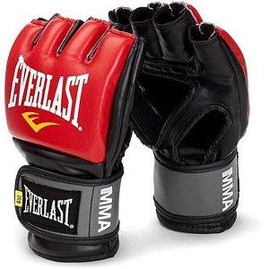 Luvas para Soco Pro Style Vermelha G/GG - Everlast