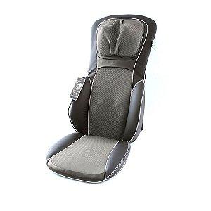 Assento Shiatsu Neck & Back Bivolt RM-AS8187A - RelaxMedic