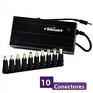 Carregador Universal notebook, impressora, scanner e câmera 0167 - Bright