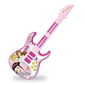 Guitarra Musical com Luz Princesas - Toyng