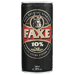 Cerveja Faxe 10% Lata 1000ml