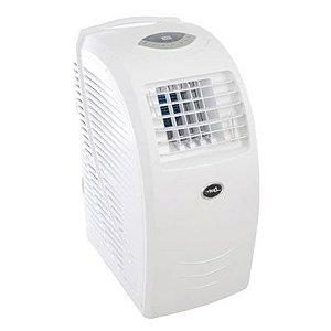 Ar-Condicionado Portátil 12000 Btus Quente e Frio Branco 220V - Fort Home
