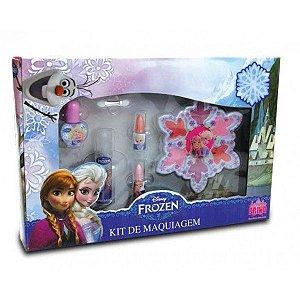 Caixa Maquiagem Frozen - Beauty Brinq