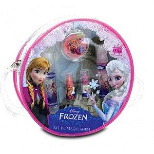 Bolsa De Maquiagem Frozen - Beauty Brinq