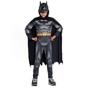Fantasia Batman Premium Dc Tamanho M - Sulamericana