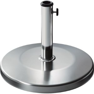 Base em aço Inox para Ombrelone - Bel Fix